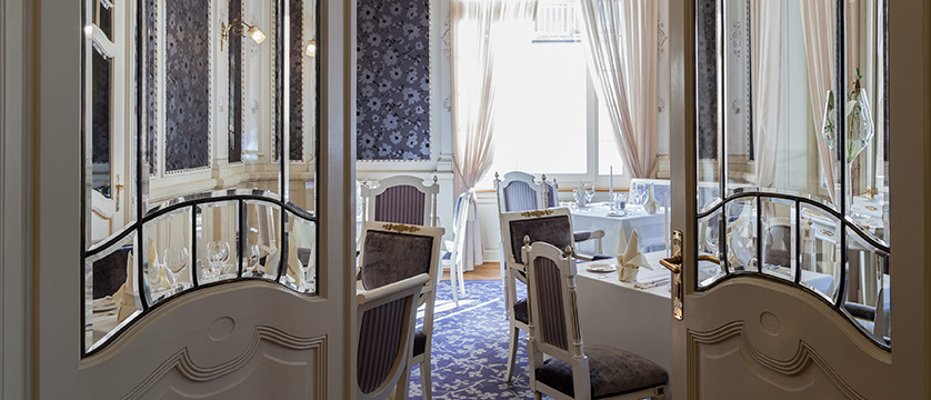 Hotel Royal St. Georges, Interlaken, Bernese Oberland, Switzerland - restaurant 2.jpg